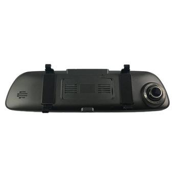 V102S DVR Video Recorder Dash Cam Rearview Mirror Car Camera Waterproof Rear View Camera G-Sensor