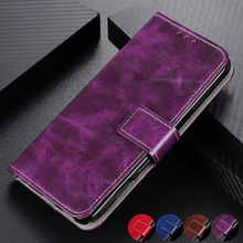 Retro Flip Leather Wallet Card Slots Cover Case for Huawei Mate 30 Pro P30 Lite Y5 Y6 Y7 Y9 2019 P Smart 2019 Honor 9X Pro 8A 8S