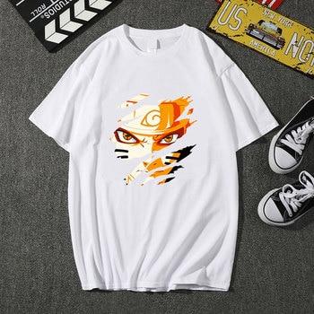 2020 Japan Anime Tshirt Naruto Boruto T Shirt Men Women Kids Uchiha Itachi Uzumaki Sasuke Kakashi Ga