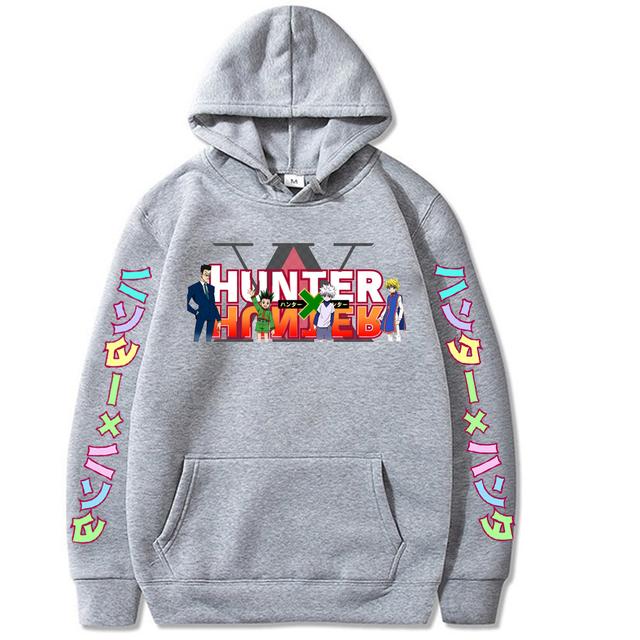 HUNTER X HUNTER THEMED HOODIE (18 VARIAN)