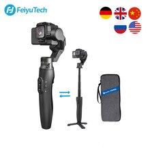 FeiyuTech Feiyu Vimble 2A פעולה מצלמה Gimbal כף יד מייצב עם 180mm הארכת מוט לgopro גיבור 6 7 8