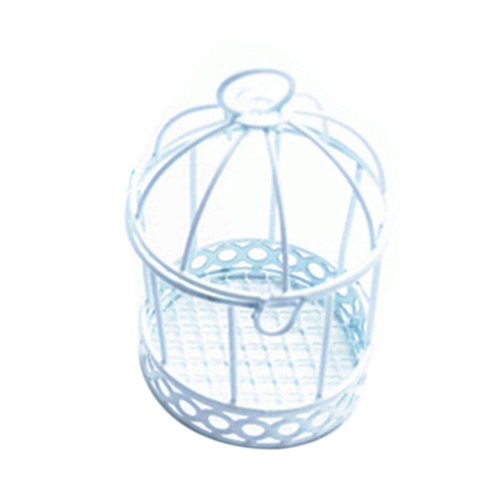 Decorativo Festa de casamento Mini Caixa De Armazenamento De Caixa de Doces Do Presente Do Ornamento de Mesa Gaiola de Pássaro Casa Prática Ferro Multicolor