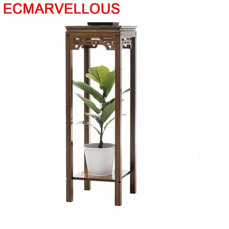 Living Room Huerto Urbano Madera Mueble Para Plantas Rak Bunga Outdoor Rack Stojak Na Kwiaty Balcony Flower Shelf Plant Stand|Plant Shelves| |  - title=