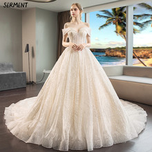 SERMENT Pregnant Women Wedding Women 2019 New Bride Small Tail Tail Large Size High Waist Cover Pregnant Belly Fat Was Thin(China)