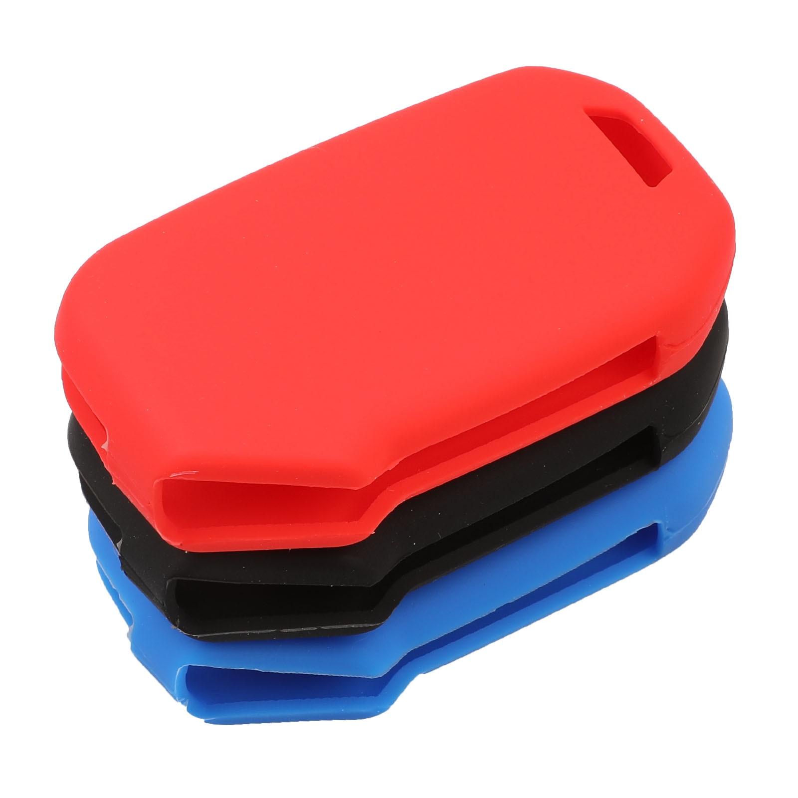 Remote Key Cover for Kia Sportage Ceed Sorento Cerato Forte Silicone Fob Shell Cover Skin Holder 2017 2018 2019