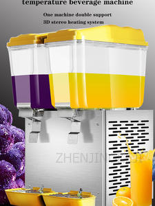 Beverage-Machine Slush Cold-Drinks Commercial Three-Cylinder And Transparent Hot Automatic