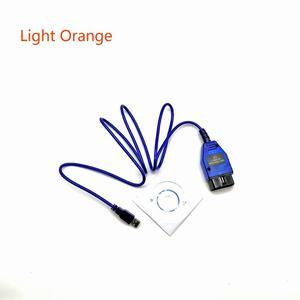 Image 5 - OBD2 CH340 Circuito Integrato Cavo USB KKL VAG COM 409.1 OBD2 OBDII Scanner di Diagnostica Per VW Audi Skoda Sede