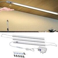 Luces LED para armario de cocina, barra de luz con Sensor de movimiento, luminaria, 12V