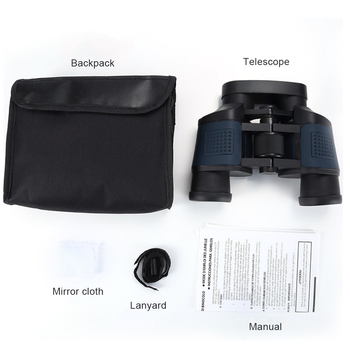 60×60  Powerful Binoculars Long Range 15000M Hunting Telescope Night Vision Professional Binoculars For Hiking Travel Sports 3