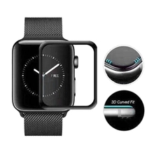 цена на 38mm / 42mm Watch Tempered Glass HD Screen Protector Film For Apple Watches