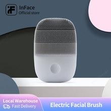InFace Sonic Clean elektryczna szczoteczka do masażu oczyszczającego twarzy specjalna dla mężczyzn