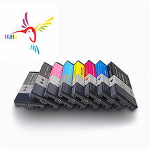HQHQ T6041-T6048 Ink cartridge with pigment ink for Epson 4880/7880/9880 printer 7880 ink cartridge 4880 ink cartridge for epson цена 2017