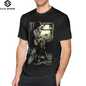 The Last Of Us Ellie T Shirt The Last Of Us Part Ii 2 Ellie T-Shirt Funny Mens Tee Shirt Tshirt недорого