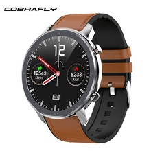 Cobrafly 2020 L11 Smart Watch Men 1.3 Inch Full Touch Screen IP68 Waterproof Hea