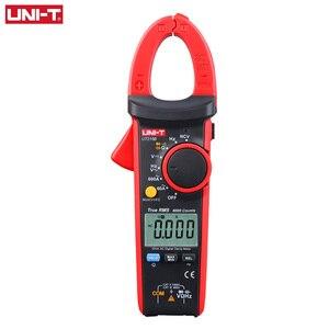 UNI-T UT216A / UT216B / UT216C / UT216D 600A Echteffektiv-Digitalzangenmesser; Digitales Amperemeter, Widerstand / Kondensator / Frequenz / NCV-Test