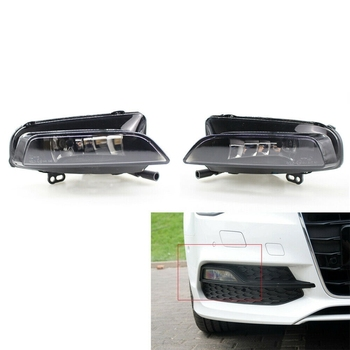 Front Bumper Fog Driving Light Lamp Left&Right 8V0941699D 8V0941700D for Au di A3 S3 Hatchback 2012-2016