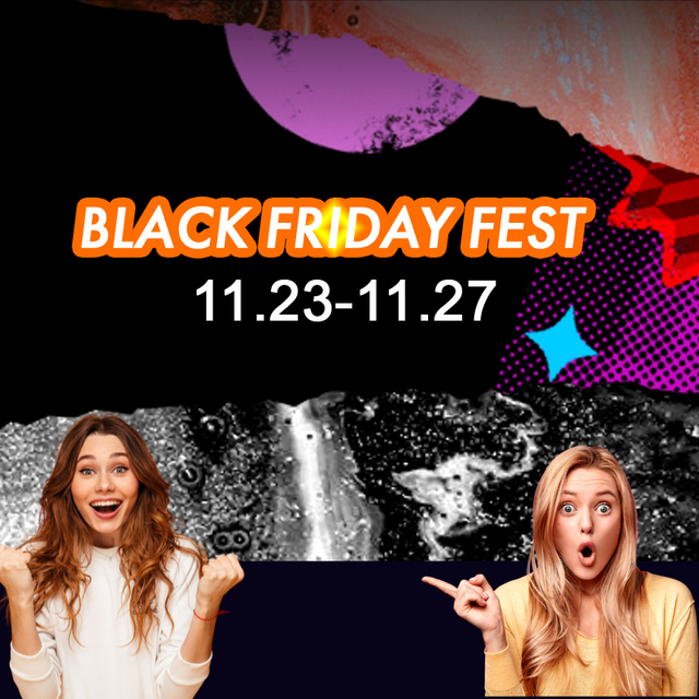 2020.11.23 - 11.27 BLACK FRIDAY FEST Global Shopping Festival Shopping Guide - Win Gift!!How to Get the Coupons and Promo Code