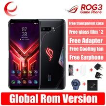 Original ASUS ROG PHONE 3 Snapdragon 865 / 865 plus ROG 3 NFC 5G Gaming phone 6000mAh Battery Smartphones ROG3(China)
