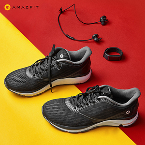 Image 3 - Youpin Zapatillas de correr Antelope para Xiaomi Amazfit, calzado deportivo inteligente de goma con Chip inteligente y Control por aplicación