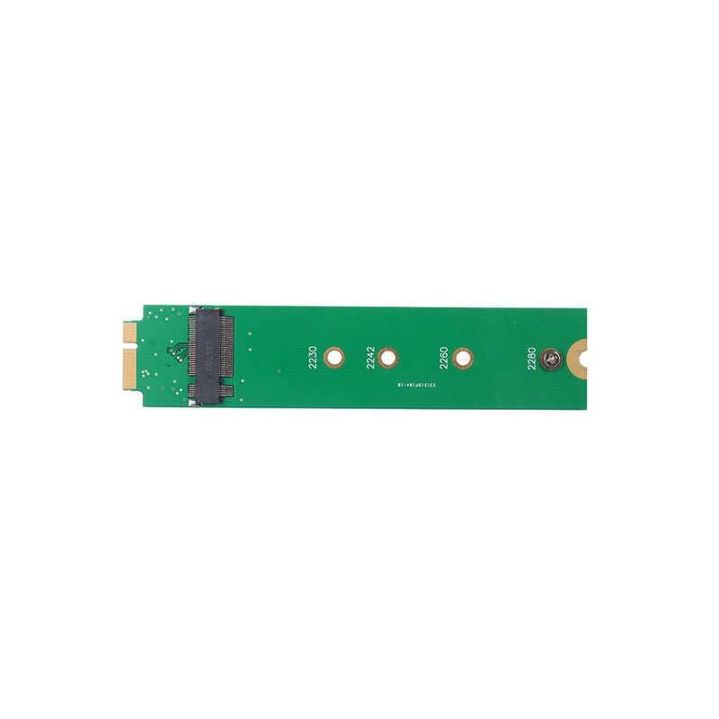 M.2 Ngff Ssd к A1369 A1370 конвертерная плата адаптера для 2010 2011 Mac Air Hdd