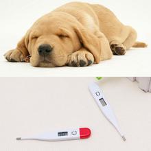 Pet цифровые термометры для тела ветеринарные кошки собаки анус термометр для домашних животных медицинские принадлежности