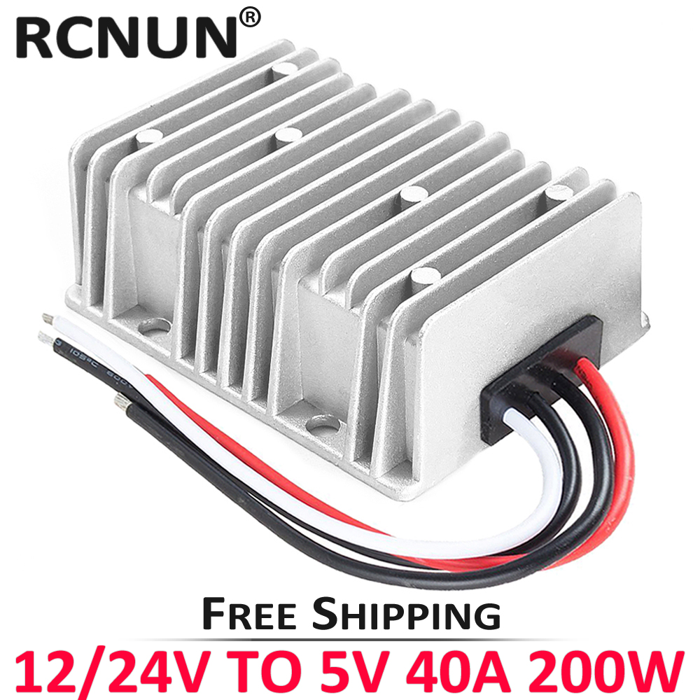 10A 50W 12v to 5v LED stepdown power supply 5A 25W 20A 100W 30A 150W 15A 75W