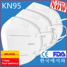 Dhl Prevent-Flu-KN95-Face-Mask-Protective-N95-Respirator-Dust-Mouth-Masks-Formalde-Bacteria-Proof-Safety Mask Fast Delivery(China)