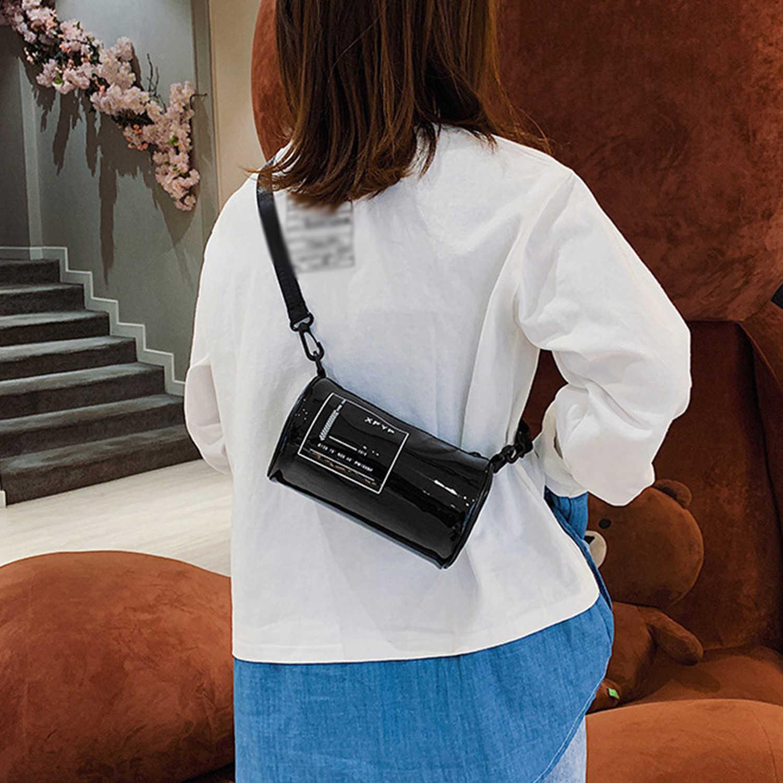 AELFRIC Vrouwen Schoudertassen Fashion Zomer Solid Transparante Messenger Bag Womens Telefoon Handtassen Avond Clutch bags