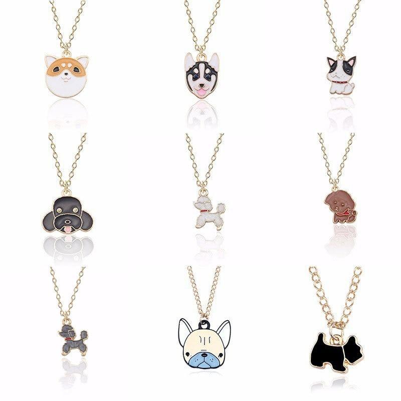 collier pour chien kawaii