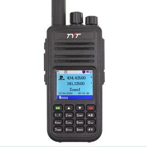 Image 5 - TYT MD 380 워키 토키 DMR 디지털 VHF UHF 장거리 양방향 라디오 5 와트 MD 380 트랜시버 햄 라디오 Amador + 프로그램 케이블
