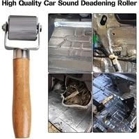 3 Pcs Auto Schalldämmenden Roller Metall Installation Werkzeug für Auto Noise Roller Auto Sound Deadener Anwendung Installation Werkzeug
