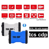 TCS CDP OBD2 with Bluetooth Car Truck Fault Diagnosis Instrument Panel for 150E DS150E TCS CDP Pro Scanner Diagnostic Scan Tool