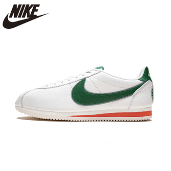 Nike Cortez x Original New Arrival Men And Women Running Shoes Breathable Lightweight Sneakers #CJ6106-100 original new arrival vans x peanuts men s
