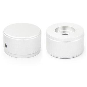 Image 3 - AMPLIFICADOR DE audio HIFI, perilla de volumen de aluminio, 1 Uds. De diámetro, 38mm de altura, 22mm, perilla de potenciómetro