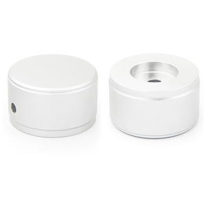 Image 3 - HIFI 오디오 앰프 알루미늄 볼륨 손잡이 1pcs 직경 38mm 높이 22mm 증폭기 전위차계 손잡이