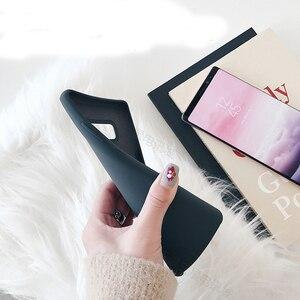 Image 5 - Funda de silicona líquida Original, funda suave y sedosa para Samsung Galaxy S10 Lite/S10E S8 S9 NOTE 8 9 10 con caja