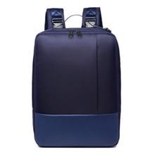 Waterproof men travel or casual backpack black gray blue 3 ways carrying male laptop shoulders bag durable casual canvas laptop backpack blue color shoulders bag 9023k