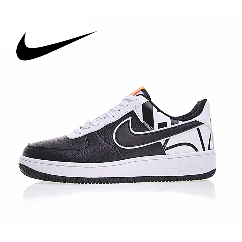 Original Nike Air Force 1 Low To Help Skateboarding Shoes Men's Wear Resistant Classic Non-slip Athletic Outdoor Sneakers 823511