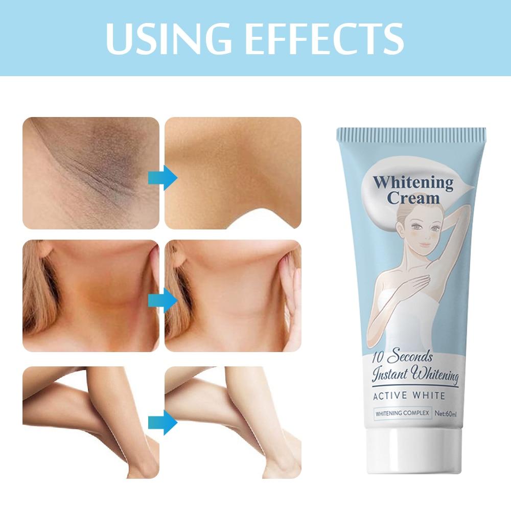 10 Seconds Instant Whitening Cream