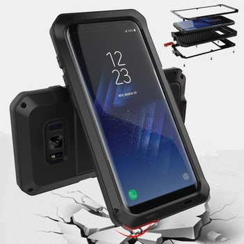 For Samsung Galaxy S20 Ultra S10E S9 S8 S10 Plus S6 S7 edge Case Aluminum Metal Shockproof Armor Cover For Note 10 Plus 9 8 5 4 luxury defender shockproof protection phone case for samsung galaxy s10 plus s10 5g s9 s8 s7 note 10 pro 9 8 hybrid armor cover