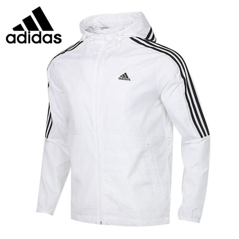 Original New Arrival  Adidas M WB 3S Men's jacket Hooded  Sportswear