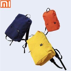 Image 2 - Mochila Original millet 10L impermeable, bolsa de pecho deportiva colorida, unisex, hombre y mujer, viaje, camping, mochila pequeña de almacenamiento