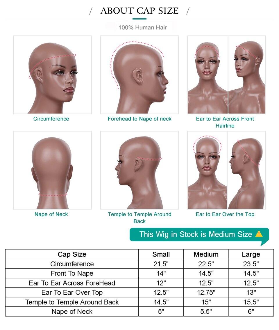 Ha33e0bd65bf54bffa2acc4b2eecf805e8 JRX Hair Orange Pre-Colored Lace Front Wig 100% Human Hair Bob Wig Colored Pre Plucked Brazilian 13*4 Lace Front Wigs