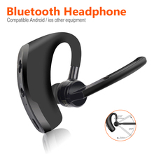 Newest Bluetooth Headset Bluetooth Business Earphone Microphone Headset Handsfree