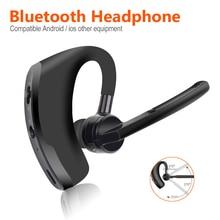 Newest Bluetooth Headset Bluetooth Business Earphone Microph