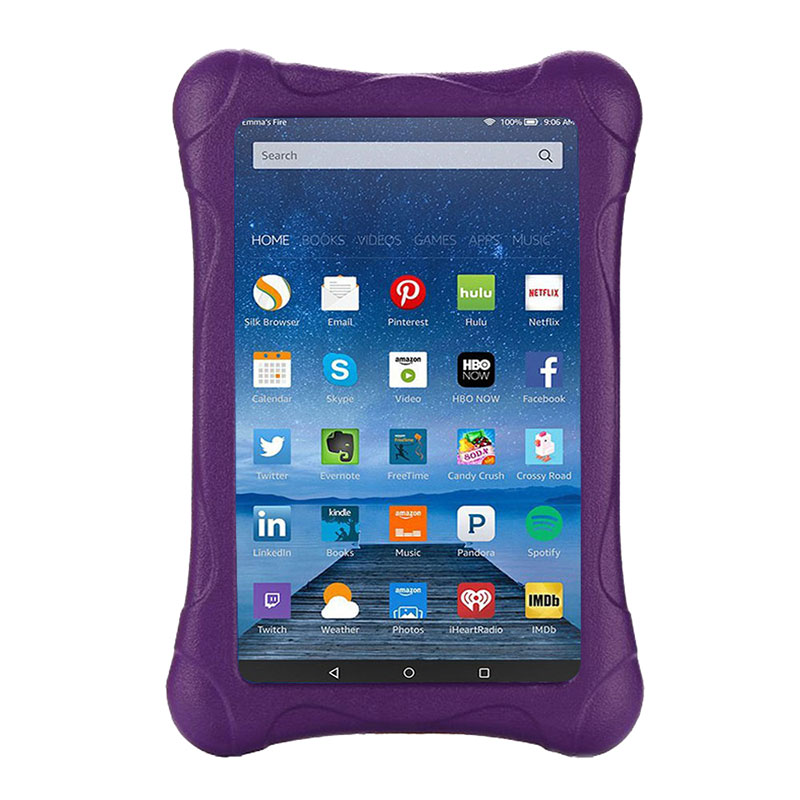 """2017 Genuine Tempered Glass Screen Protector For AMAZON KINDLE FIRE 7/"""" inch"""
