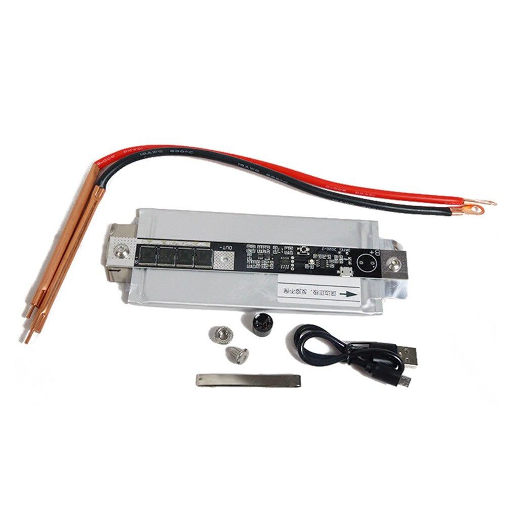 Safe 3 7V 4 2V Equipment Connector DIY Nickel Strip PCB Battery Low Voltage Charging Control Module Mini Spot Welder Practical