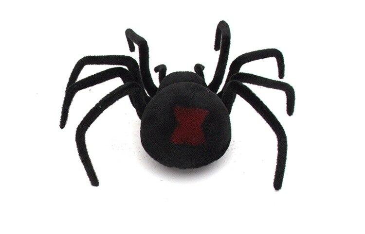 controle remoto aranha simulação viúva negra tarântula