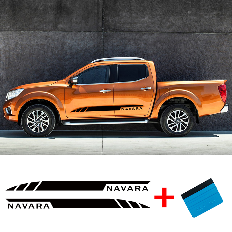 T146 MODEL Tailgate Wrap Vinyl Graphic Decal Sticker LAMINATED