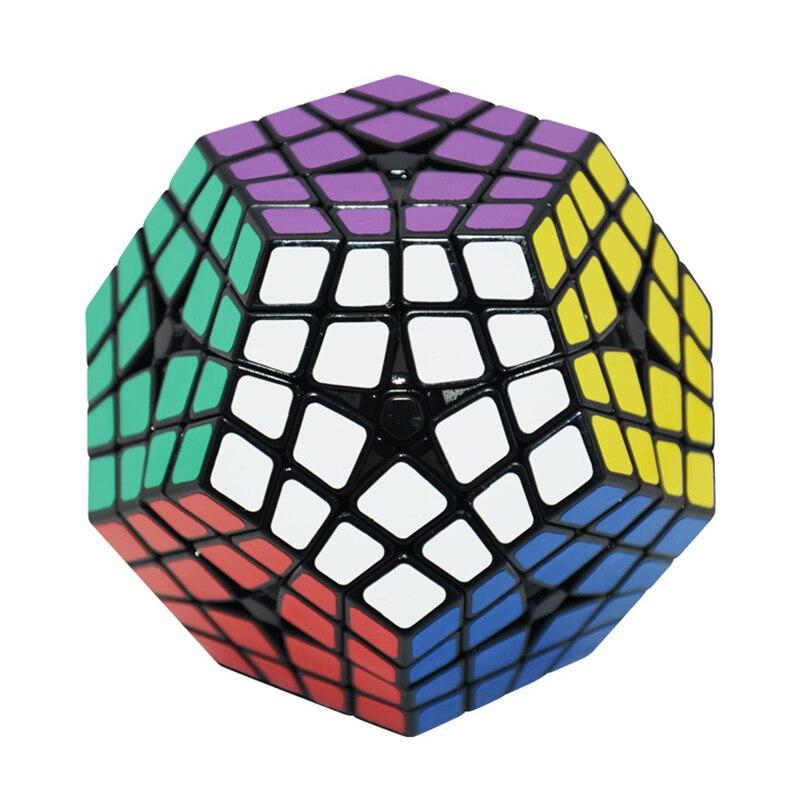 Cube magique professionnel vitesse rapide haute qualité enfants jeu formation Cubos Magicos vitesse Megaminx Cube jouets pour enfants adulte jouet